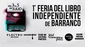 Feria Del Libro Independiente De Barranco