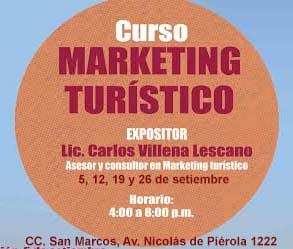 Banner Marketing turístico
