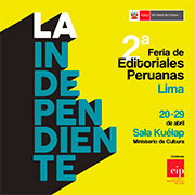 La Independiente: feria de editoriales peruanas