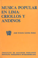 Msica popular en Lima: criollos y andinos
