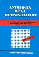 Antologa de la Administracin
