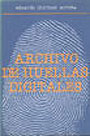 Archivo de huellas digitales