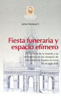 Fiesta funeraria y espacio efmero