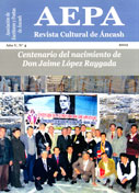 AEPA. Revista Cultural de Ancash N 4