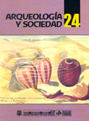 Arqueologa y sociedad. N 24