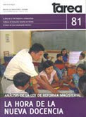 Tarea N 81. Revista de Educacin y Cultura
